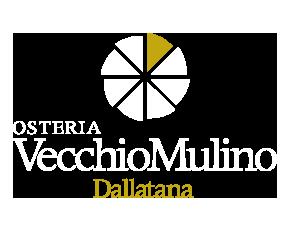 logo Osteria VecchioMulino Dallatana